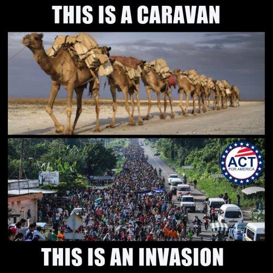 CaravanInvasion