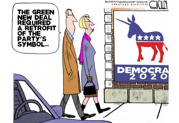 GreenNewDealUnicorn