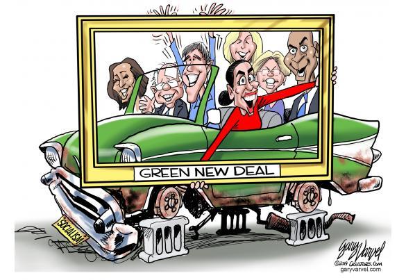 GreenNewDealJalopy