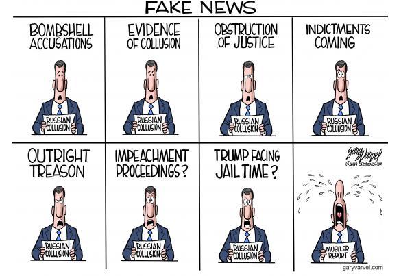 RussianCollusionFakeNews