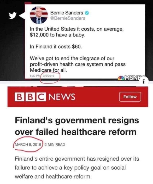 FinlandsHealthCareDebacle