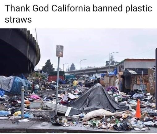 BannedStrawsVsGarbageEverywhere