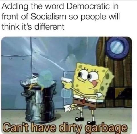 DemocraticSocialism
