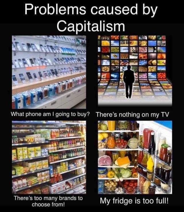 ProblemsWithCapitalism